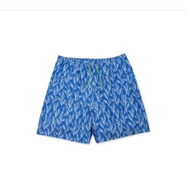 SEAWEED Swim Shorts - Blue/White