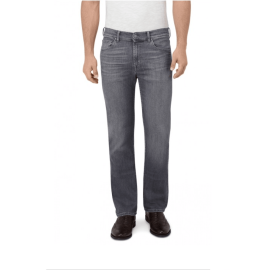 SLIMMY Luxe Performance Jeans - Farmington Mid Grey