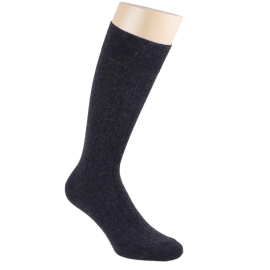 Organic Cotton Socks - Norwegian Black