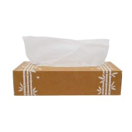 Sugarcane & Bamboo Facial Tissues