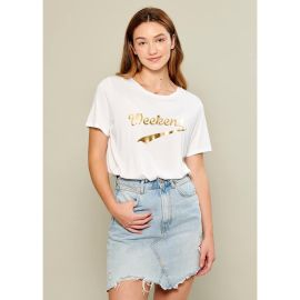 LOLA WEEKEND Loose T-Shirt - White