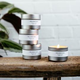 Travel Candle - Clary Sage & Coriander