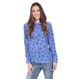 GOODWOOD Blouse - Stars Bluebell