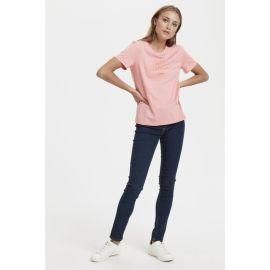 IHCALDER T-Shirt - Salmon Rose