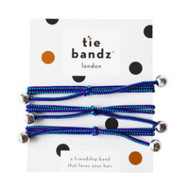 ELECTRIC BLUEZ Hair Ties
