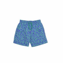 SEAWEED Swim Shorts  - Blue/Green