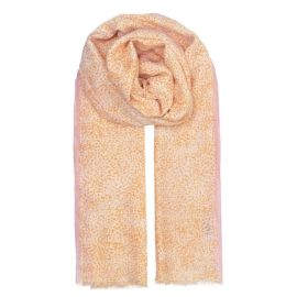 INKY Dots Scarf - Orange