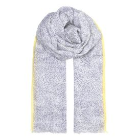 INKY Dots Scarf - Lavender