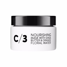 C/3 Nourishing Mask - Shea Butter & Orange Flower