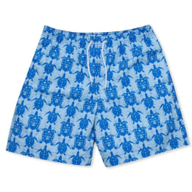 Men's Swim Shorts - Tortoise & Turtle