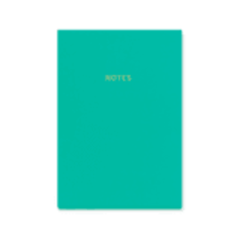 A5 NOTEBOOK - Teal