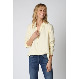BOUNTY Blouse - Clotted Cream