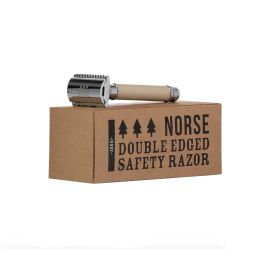 IVORY DOUBLE EDGED SAFETY RAZOR