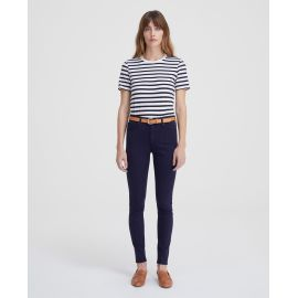 THE FARRAH SKINNY ANKLE jeans- Indigo Ink