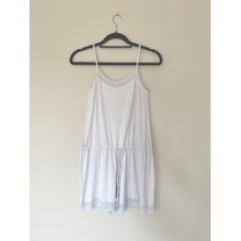 Playsuit - Silver Grey