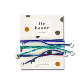 LOVIN' THE BLUEZ Hair Ties