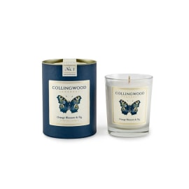 Luxury Candle - Orange Blossom & Fig/Butterfly