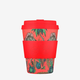 LOST WORLD Coffee Cup - Red