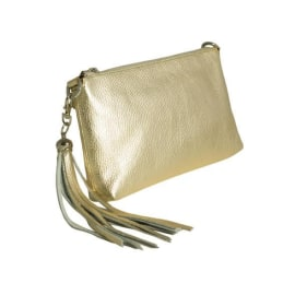 FORGET-ME-NOT Clutch - Light Gold