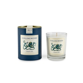 Luxury Candle - Coastal Lime/Octopus
