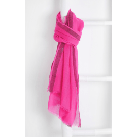 NEON PINK Scarf