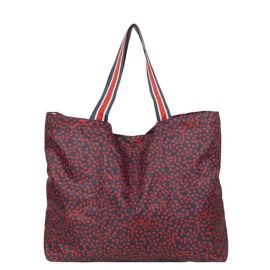 NORA Foldable Shopper - Red Love