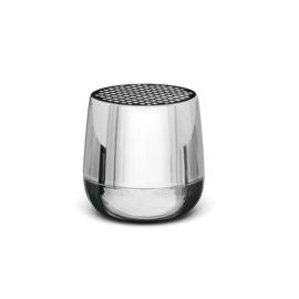 MINO + Wireless Bluetooth Speaker - Metallic Chrome