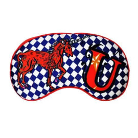 SILK EYE MASK - U for Unicorn