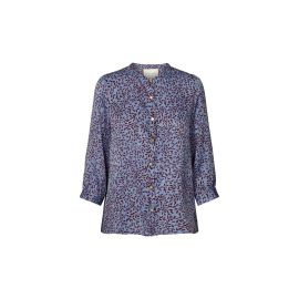 AMALIE Shirt - Flower Print
