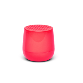MINO + Wireless Bluetooth Speaker - Pink Fluo
