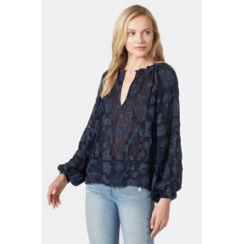 CHAYLSE Blouse - Deep Sea
