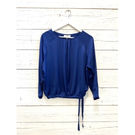KITE LONG SLEEVE Blouse - Saphir