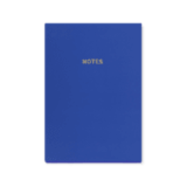 A5 NOTEBOOK - Royal Blue
