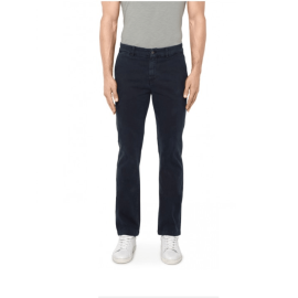 SLIMMY CHINO Luxe Performance - Sateen Ink Blue