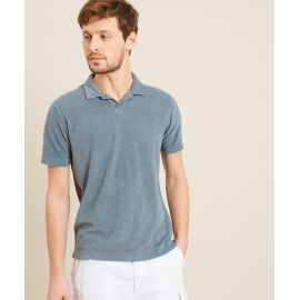 BOUCLETTE Polo Shirt - Denim