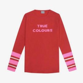 TRUE COLOURS Jumper - Red