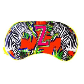 SILK EYE MASK - Z for Zebra