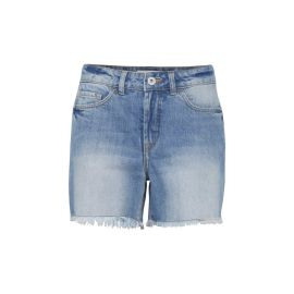 IHGASTO Denim Shorts - Authentic Mid Blue