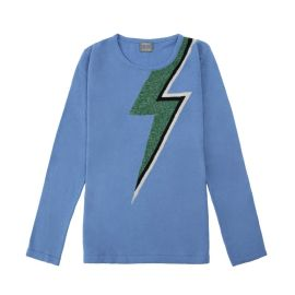 BOWIE Jumper - Light Blue