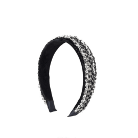 SEQUINS Hairbrace - Black