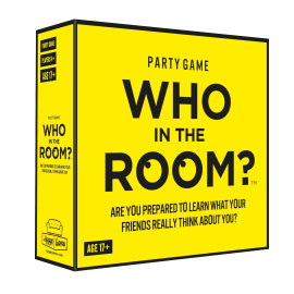 WHO IN THE ROOM