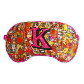SILK EYE MASK - K for King