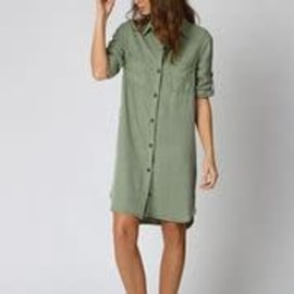 AKILA Dress - Soft Green