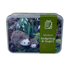 Sew Me Up Hedgehog & Hoglet