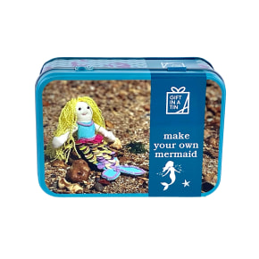 Make Your Own Mermaid NEW TIN DESIGN
