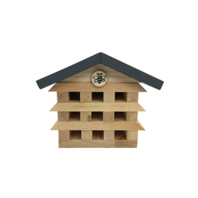 Build a Bee Hotel - display sample