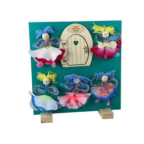 Magical Fairy Fun - display board