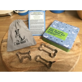 Wolf 'Em Down Dog Treat Kit