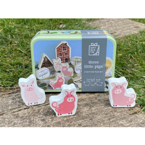 Storytime Tin - Three Little Pigs