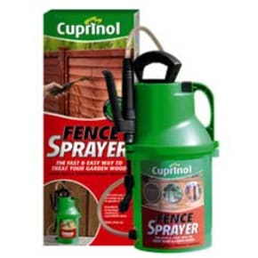 Cuprinol Fence and Garden Sprayer